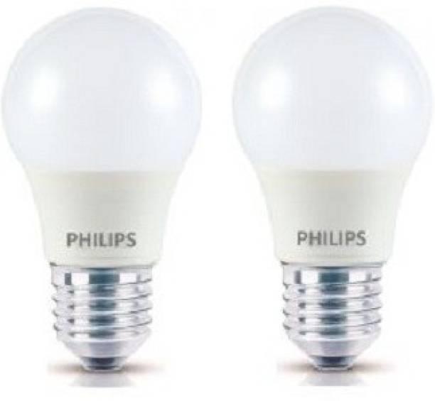 fb4f7d256 Philips 4 W Standard E27 LED Bulb