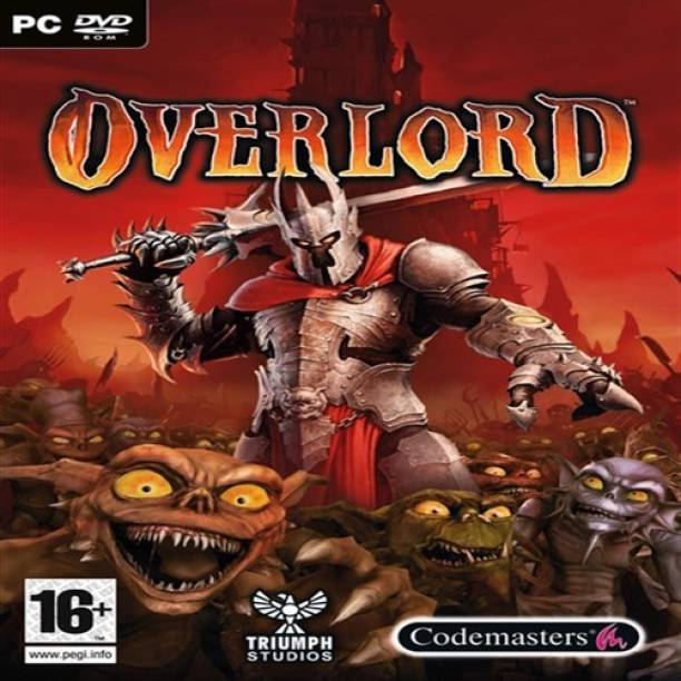 SONY Overlord (PC Video Game)  Gaming Accessory Kit