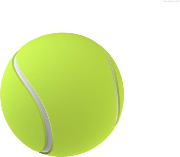 Shoppersden Cricket Hard Tennis Ball Tennis Ball