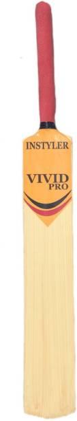 Instyler VIVID PRO SIZE 0 Poplar Willow Cricket  Bat