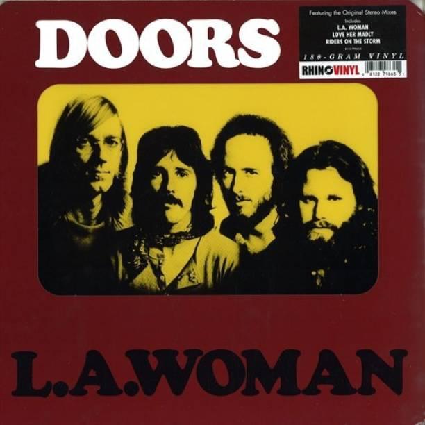 529d8241eeb338 L.A. Woman (Import) Vinyl Standard Edition