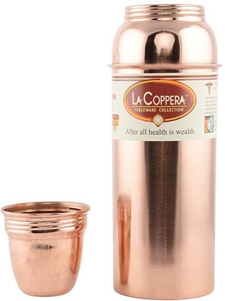 LA Coppera Regal LC-314 900 ml Bottle  sc 1 st  Flipkart & La Coppera Water Bottle Online at Discounted Prices on Flipkart