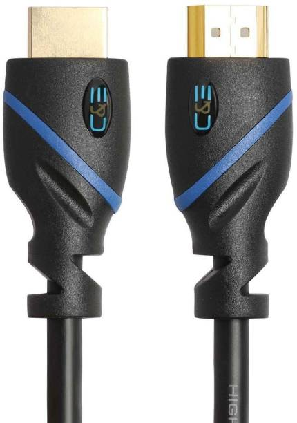 C&E  TV-out Cable 10-Feet Supports Ethernet 3D and Audio Return UltraHD 4K Ready