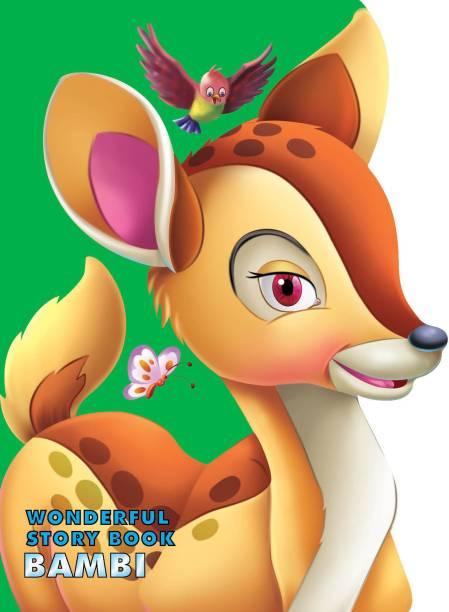 Wonderful Story Board Book-Bambi