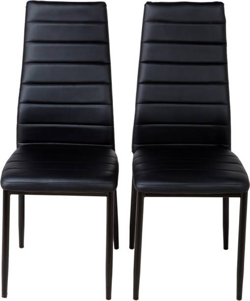 Metal And Wood Dining Chairs