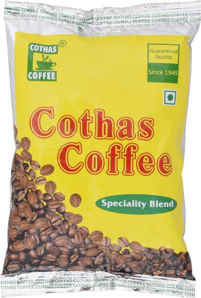 COTHAS COFFEE Speciality Blend Roast & Ground Coffee