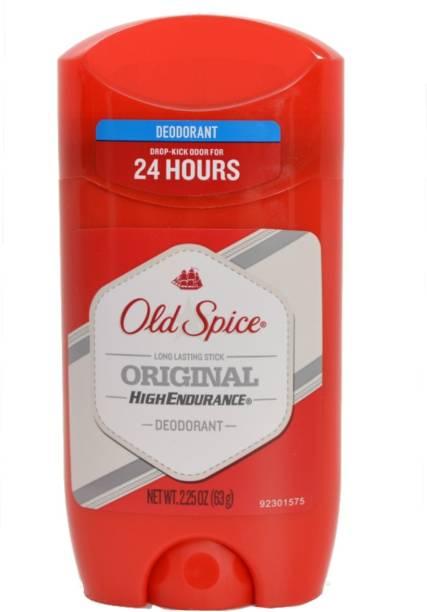 OLD SPICE Original High Endurance Deodorant Long Lasting Deodorant Stick  -  For Men