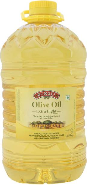 Borges Extra Light Olive Oil Can