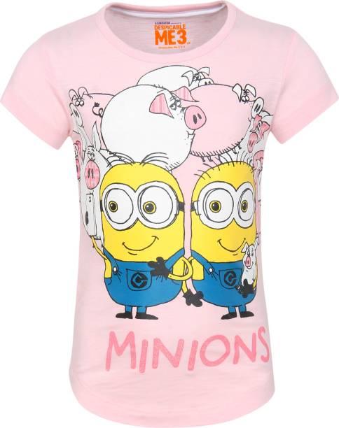 0f9e3660 Minions Tshirts Tops - Buy Minions Tshirts Tops Online at Best ...