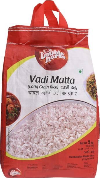 Double Horse Vadi Matta Brown Jyothi Rice (Long Grain, Boiled)