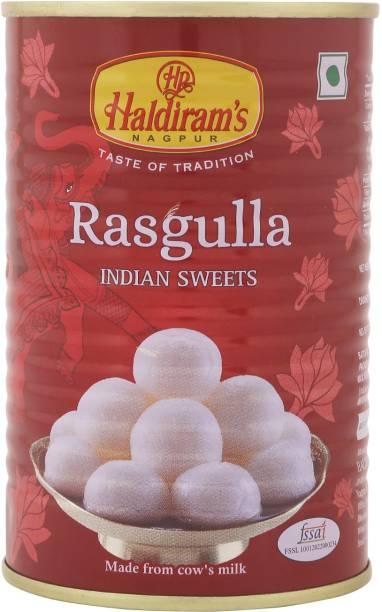 Haldiram's Rasgulla Tin