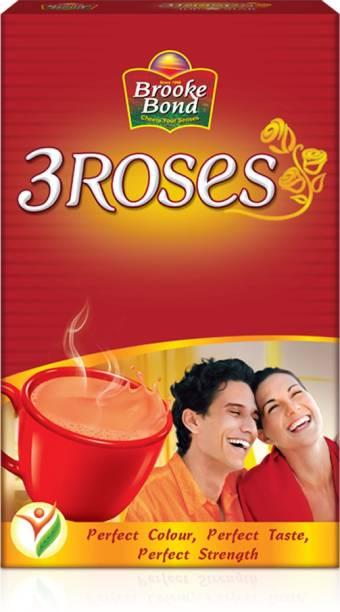 3 Roses Tea Box