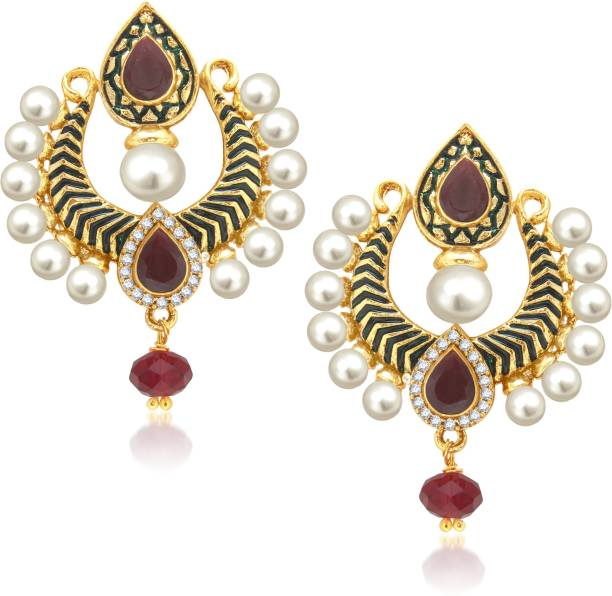 earring trendy proddetail antique gold baliyan ki sone