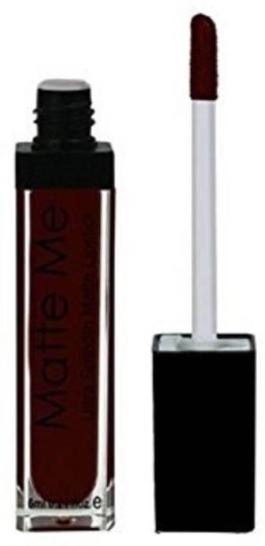 AV ADS Ultra Smooth Matte Lipstick, Marron Mature 418
