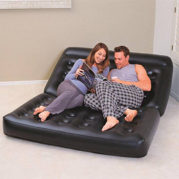 BESTWAY PVC (Polyvinyl Chloride) 3 Seater Inflatable Sofa
