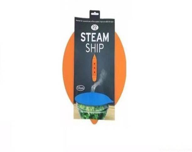 ShopAis Steamer Lid-Food Covers Cute Design Steaming Pot Lids and Bowl Covers Keep Food
