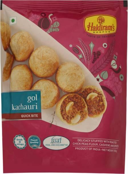 Haldiram's Gol Kachauri