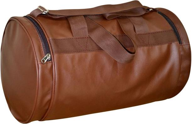 MEEBAW Brown Faux Leather