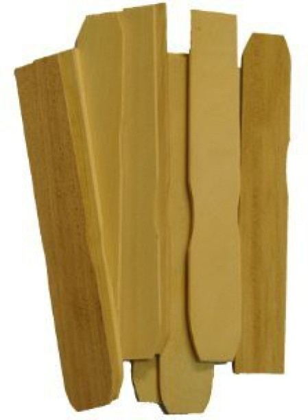 Pack of 200 200 Pk Perfect Stix Craft 5 Paddle-200 Craft 5 Paddle-5 Rectangular Craft Sticks