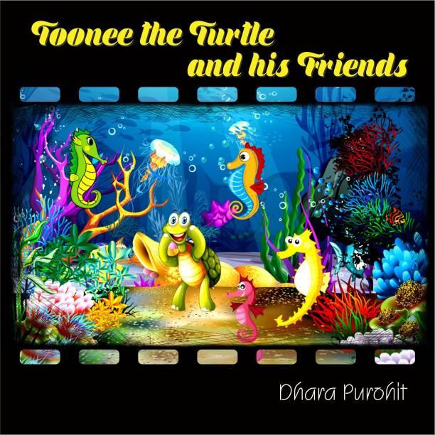 Toonee the turtle