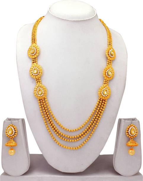 09bc781ae47 Long Necklaces - Buy Long Necklaces online at Best Prices in India ...