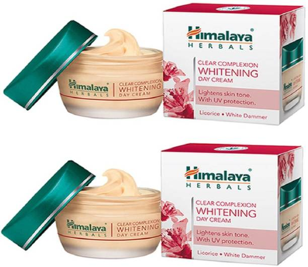 Himalaya Herbals clear complixion whiting day cream