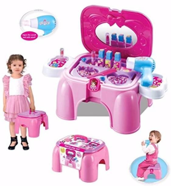 Smartcraft Beauty Set Dresser and Chair
