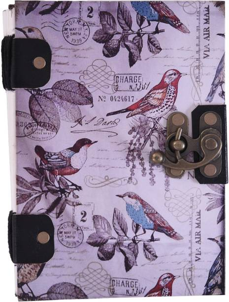 Craft Play Handmade Diary A5 Diary Unruled 144 Pages