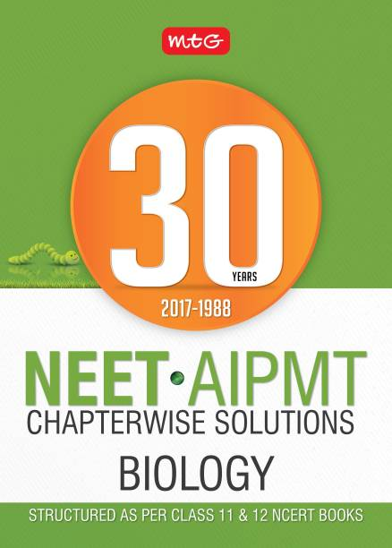 30 Years NEET-AIPMT Chapterwise Solutions - Biology