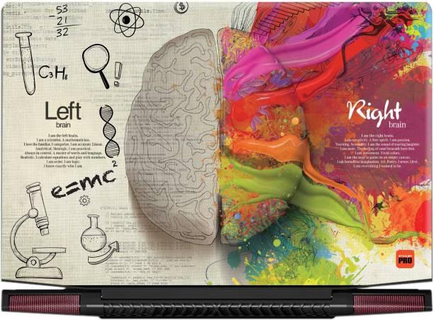 SCOTLON SmartBrain_002 VInyl Laptop Decal 15.6