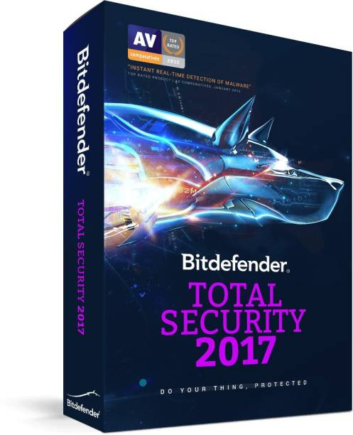 bitdefender Total Security 2.0 User 1 Year