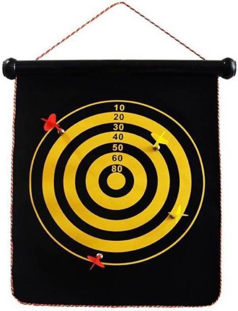 PRESENTSALE Magnetic Dart Board Game Soft Tip Dart