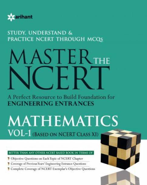 Master the NCERT - MATHEMATICS Vol.I Single Edition