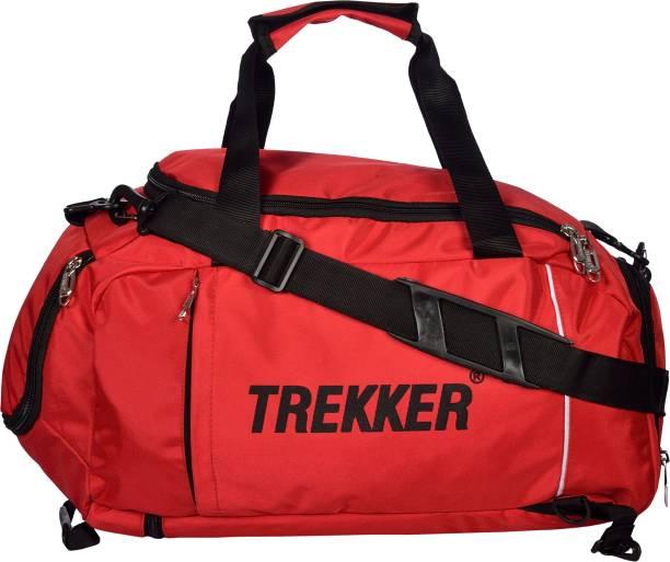 Trekker GYMM-S1-RED Gym Bag fb42502529b95