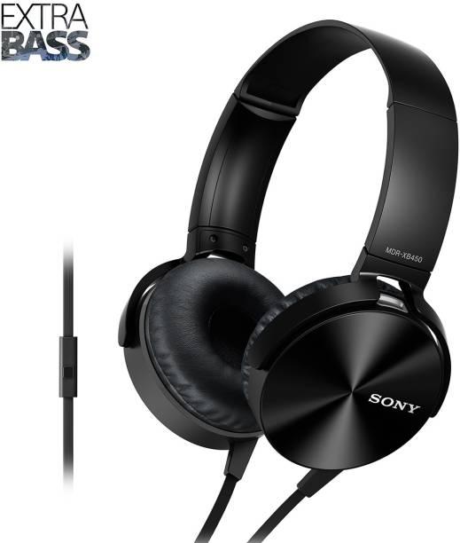 SONY XB450AP Wired Headset