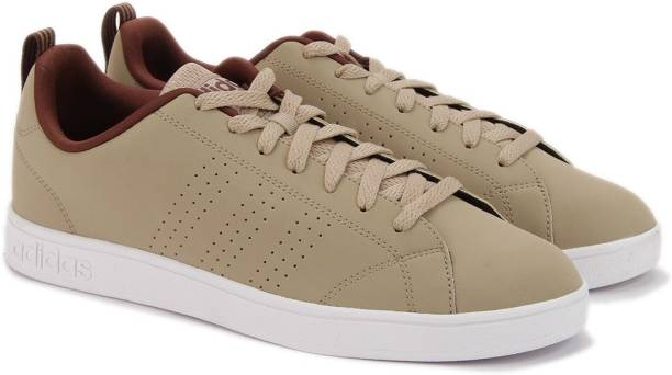 online store 5e96a 315ee ... yellow ADIDAS NEO VS ADVANTAGE CLEAN Sneakers For Men ...