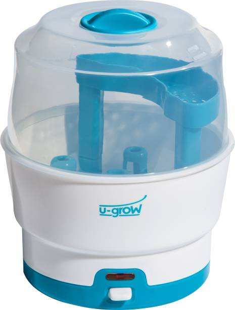 U-grow Electric Stream Sterilizers For 6 Bottles - 6 Slots