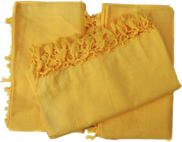 EthnicAlive Solid Single Top Sheet