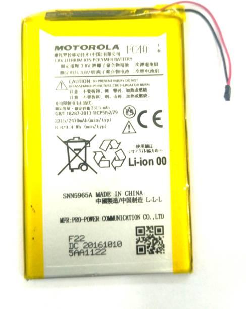 MOTOROLA Mobile Battery For  Motorola Moto G3 (3rd Gen)-FC40