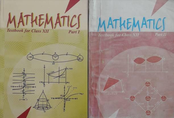 Ncer Mathematics Class12 Volume1&2