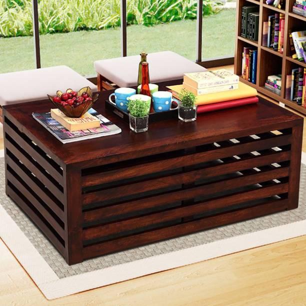 Ikiriya CTW0053 Solid Wood Coffee Table