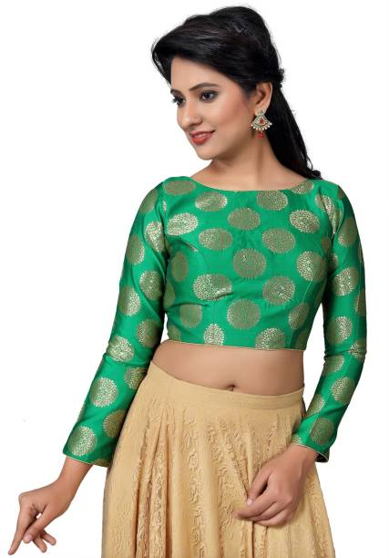 b625806b14b22 Tie Up Wrap Blouses - Buy Tie Up Wrap Blouses Online at Best Prices ...