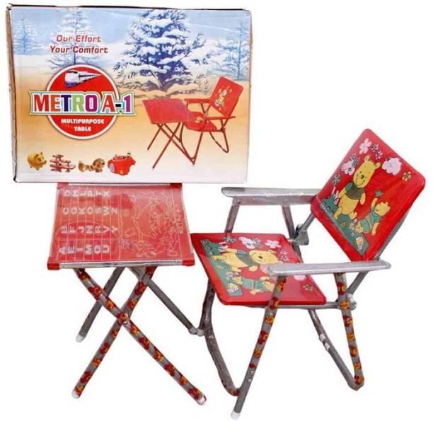 Fantasy India Metal Desk Chair