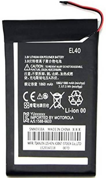 MOTOROLA Mobile Battery For  Motorola Moto E 1ST GEN