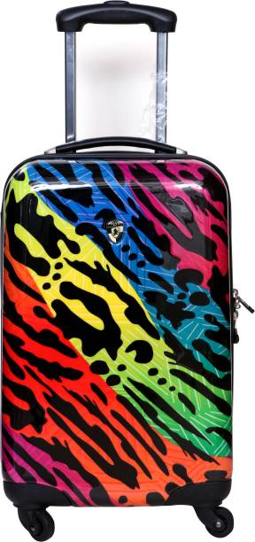 Tramp Badger Premium Quality Designer Printed Non Breakable Extra Light Weight Expandable Cabin