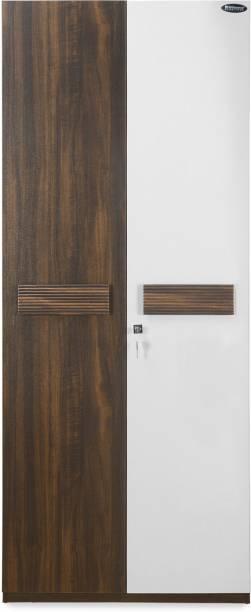 Nilkamal Lodgy Engineered Wood 2 Door Wardrobe