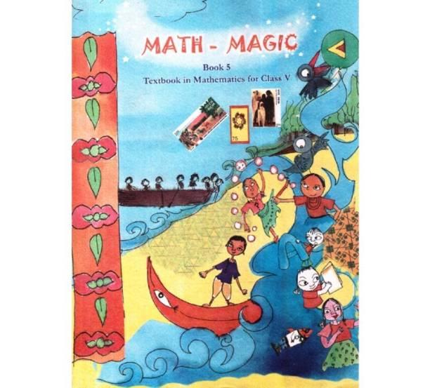 Math-Magic Book V (Class V) 01 Edition