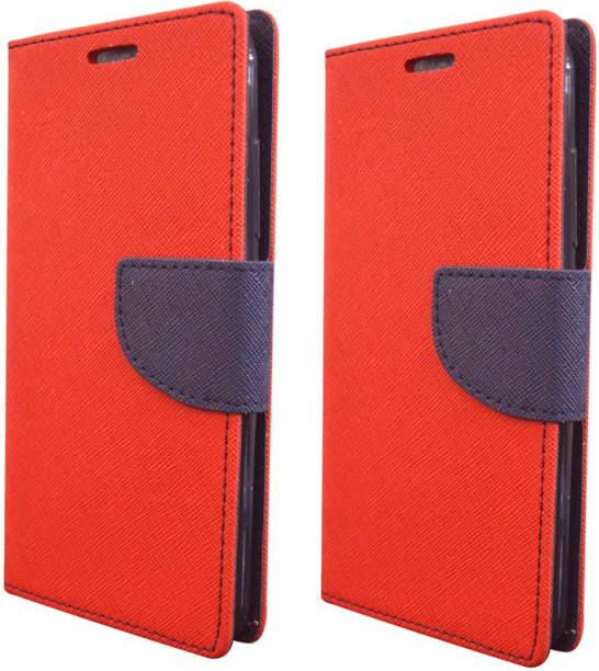 Coverage Flip Cover for Mi Redmi 1S