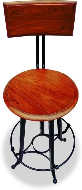 SPACEWOOD Metal Bar Chair