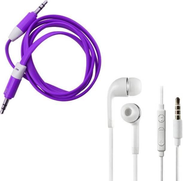DAKRON Headphone Accessory Combo for Intex Aqua Air II